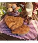 """Frühstücks Set """"Liebe"""" aus Olivenholz"""