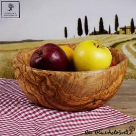 Saladier en bois de olivier