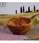 Bol Bois d'olivier, forme moderne